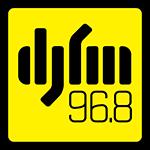Реклама на радио DJFM - Логотип