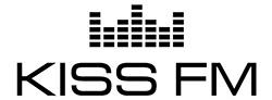 Реклама на радио Kiss FM - Логотип